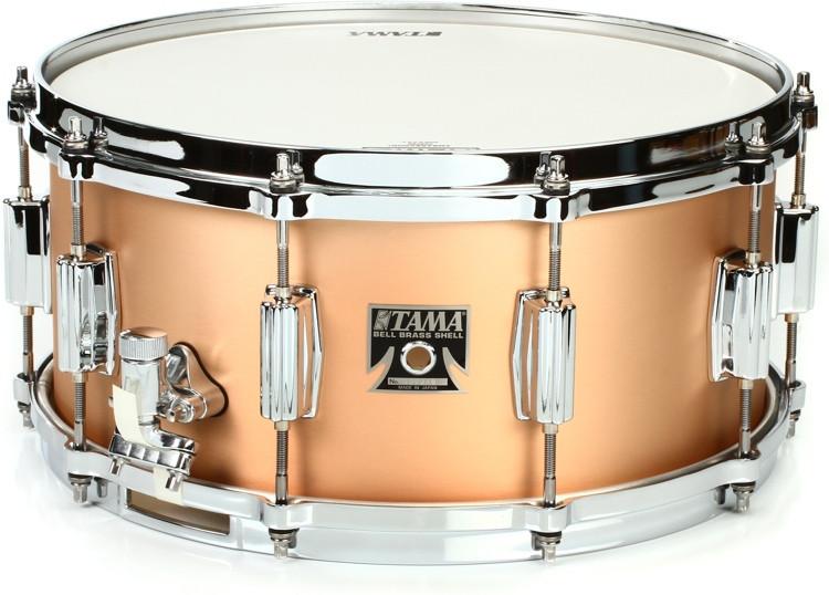 Tama Bell Brass Snare - 6.5