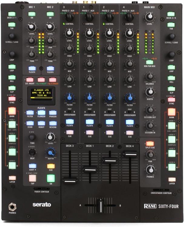 Rane Sixty-Four Mixer for Serato DJ image 1