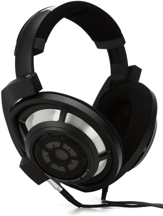 sennheiser hd 800 s open back audiophile and reference headphones sweetwater. Black Bedroom Furniture Sets. Home Design Ideas