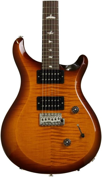 S2 Custom 24 - Violin Amber Sunburst