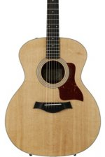 Taylor 214e DLX - Layered Rosewood back and sides
