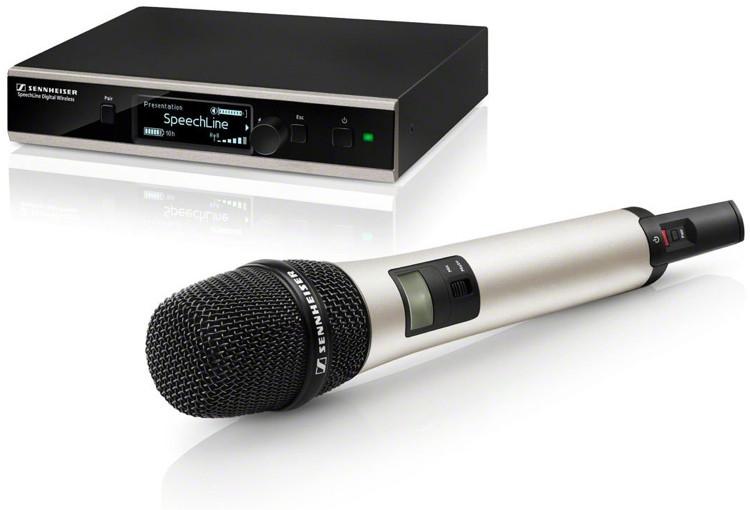 Sennheiser Speechline SL Handheld Set - Digital Wireless System image 1