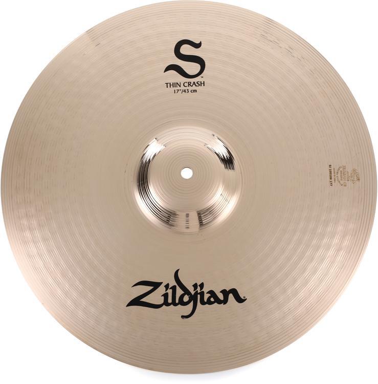 Zildjian S Series Thin Crash Cymbal - 17