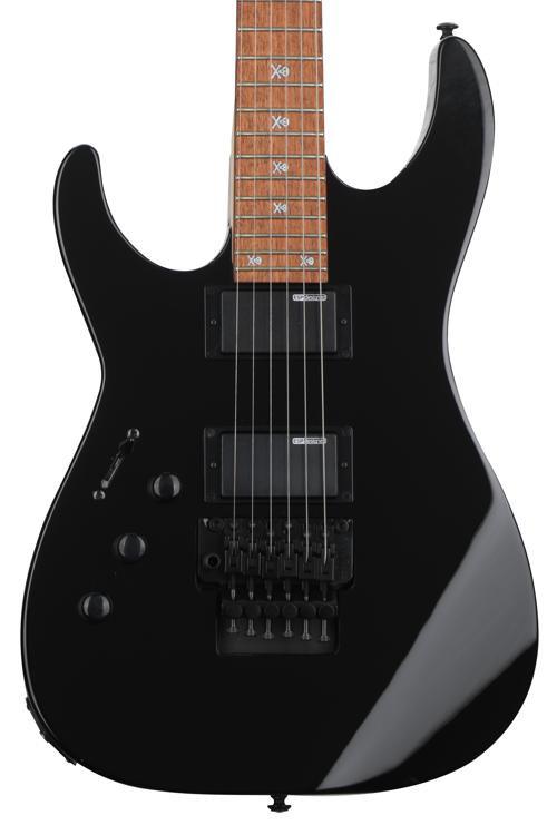 ESP LTD Kirk Hammett Signature KH-202 Left-handed - Black image 1