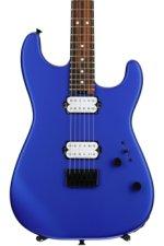 Charvel Pro-Mod San Dimas Style 1 HH - Satin Cobalt Blue