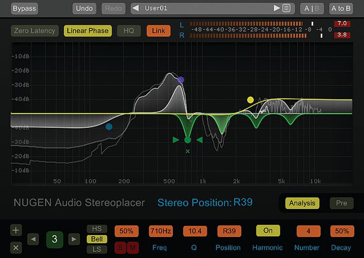 NUGEN Audio Stereoplacer Plug-in image 1