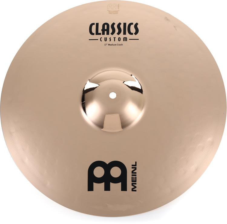 Meinl Cymbals Classics Custom Medium Crash - 17