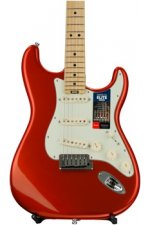 Fender American Elite Stratocaster - Autumn Blaze Metallic with Maple Fingerboard