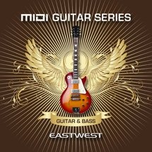 EastWest MIDI Guitar Series Volume 4 Guitar and Bass