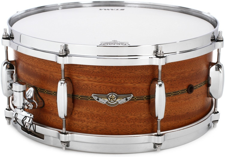 Tama Star Series Solid Mahogany Snare Drum - 6