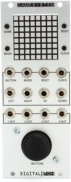 Pittsburgh Modular Game System Eurorack Sequencing Arcade Module image 1