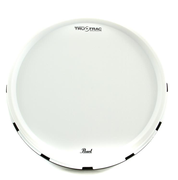 Pearl Tru Trac Dual Zone Electronic Drum Head - 14
