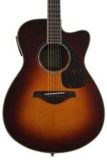 Yamaha FSX830C - Brown Sunburst