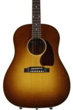 Gibson Acoustic J-45 Bilwara Tonewood Edition - Honey Burst