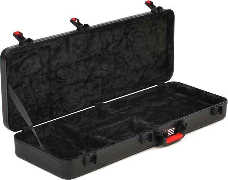 Gator ATA Molded Guitar Case - w/TSA latches for Strat & Tele Style Electric Guitars image 1