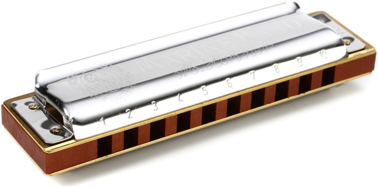 Hohner Marine Band - Key of C image 1