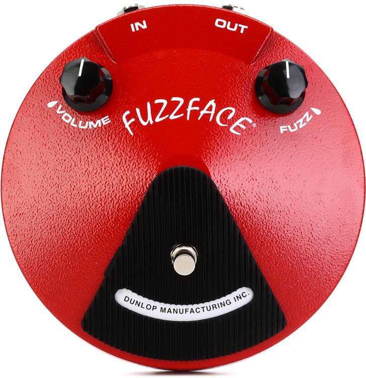 Dunlop JDF2 Classic Fuzz Face Pedal image 1
