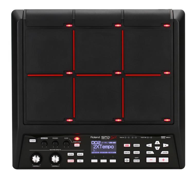 Roland SPD-SX Sampling Percussion Pad image 1