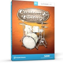 Toontrack Custom and Vintage SDX (download)