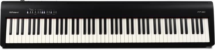 Roland FP-30 - Black image 1