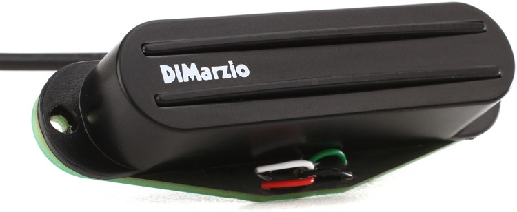 DiMarzio The Tone Zone S Single Coil Pickup - Black image 1