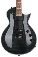 ESP LTD EC-1001 Floyd Rose - See Thru Black