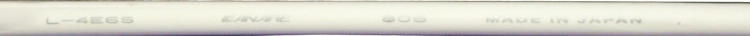 Canare Star Quad Microphone Cable - White image 1