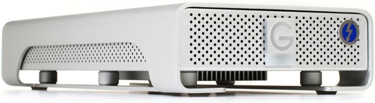G-Technology G-Drive with Thunderbolt 4TB Desktop Hard Drive image 1