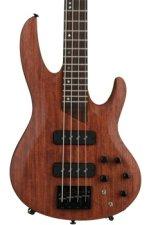 ESP LTD B-1004SE - Bubinga Natural Satin