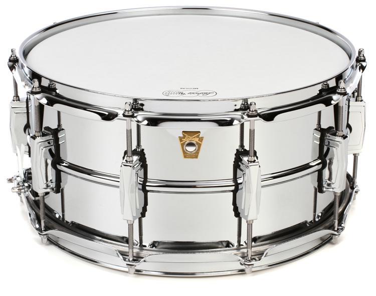Ludwig Supraphonic LM402 Snare Drum - 6.5\'\'x14\'\' image 1
