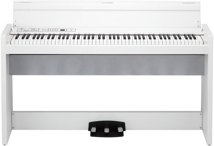Korg LP-380 Digital Piano - White image 1