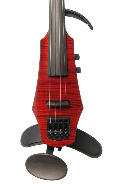 NS Design WAV4 Violin - Transparent Red image 1