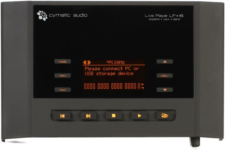 Cymatic Audio LP-16 Live Player image 1