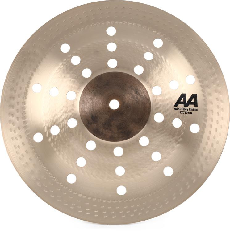 sabian aa mini holy china cymbal 12 sweetwater. Black Bedroom Furniture Sets. Home Design Ideas
