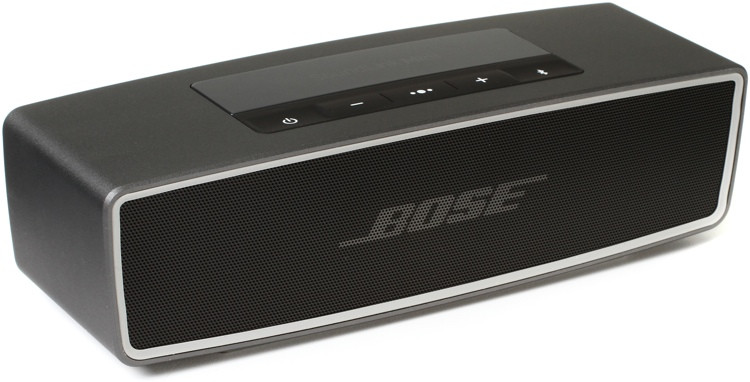 Bose SoundLink Mini II Carbon Portable Bluetooth Speaker image 1