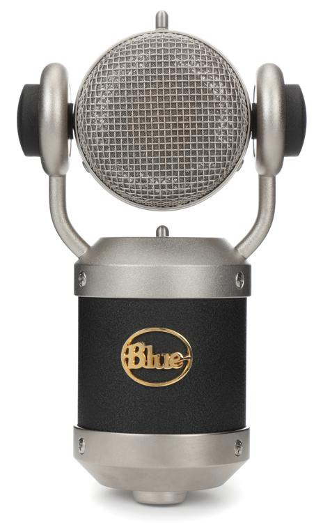 Blue Microphones The Mouse Cardioid Condenser Microphone image 1