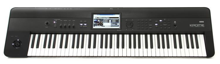 Korg Krome 73-Key Synthesizer Workstation image 1