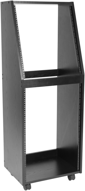 Chief ER-12/16 Economy Rack - 12U Slanted/16U image 1