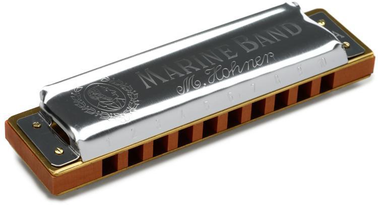 Hohner Marine Band - Key of A image 1