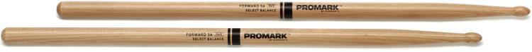 Promark Forward Balance Hickory Drum Sticks - .565
