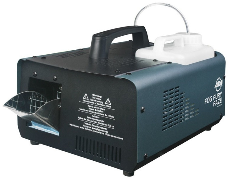 ADJ Fog Fury Faze Haze Machine (1,000 CFM) image 1