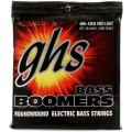 GHS ML3045 Bass Boomers Roundwound Long Scale Medium Light Electric Bass Strings