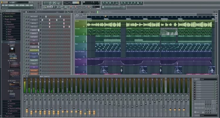 FL Studio 11 Fruity Edition (boxed)