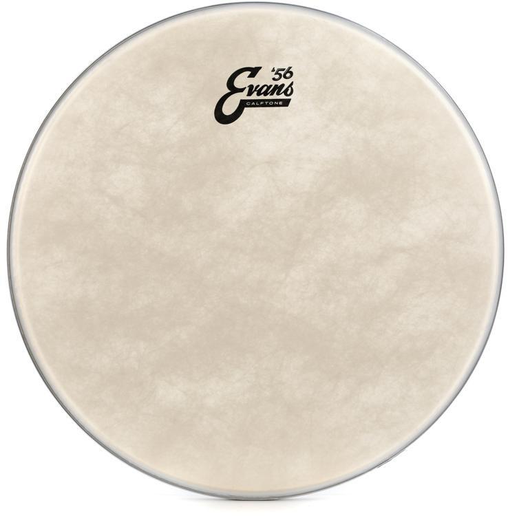 Evans Calftone Bass Drumhead - 16