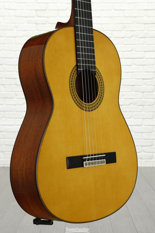 yamaha gc12s spruce top sweetwater