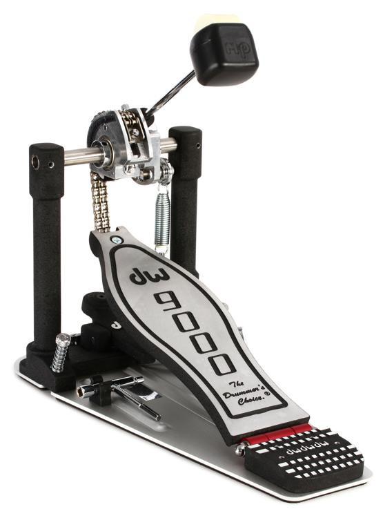 DW 9000 Series Pedal - Single - Standard Footboard image 1