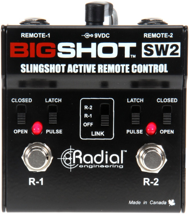 Radial BigShot SW2 Universal Remote image 1