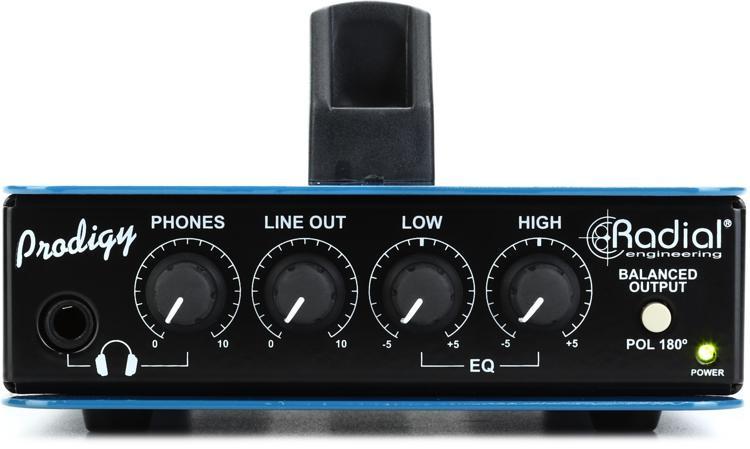 Radial Headload Prodigy Speaker Load Box w/DI and EQ image 1