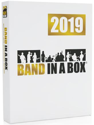Band-in-a-Box 2019 Pro for Windows (Download)