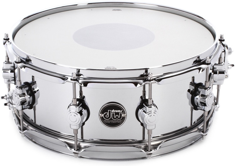 DW Performance Series Steel Snare - 5.5